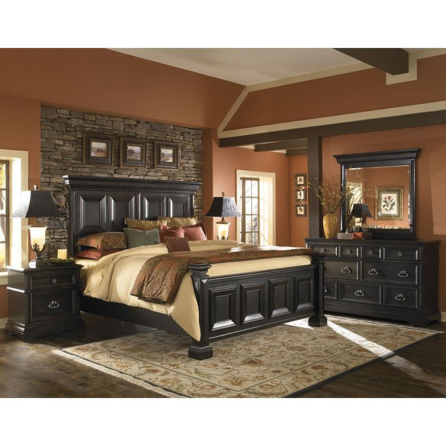 Brookfield Panel Bedroom Set