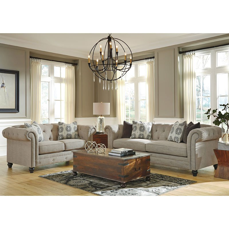Azlyn Sepia Living Room Set Benchcraft 1 Reviews