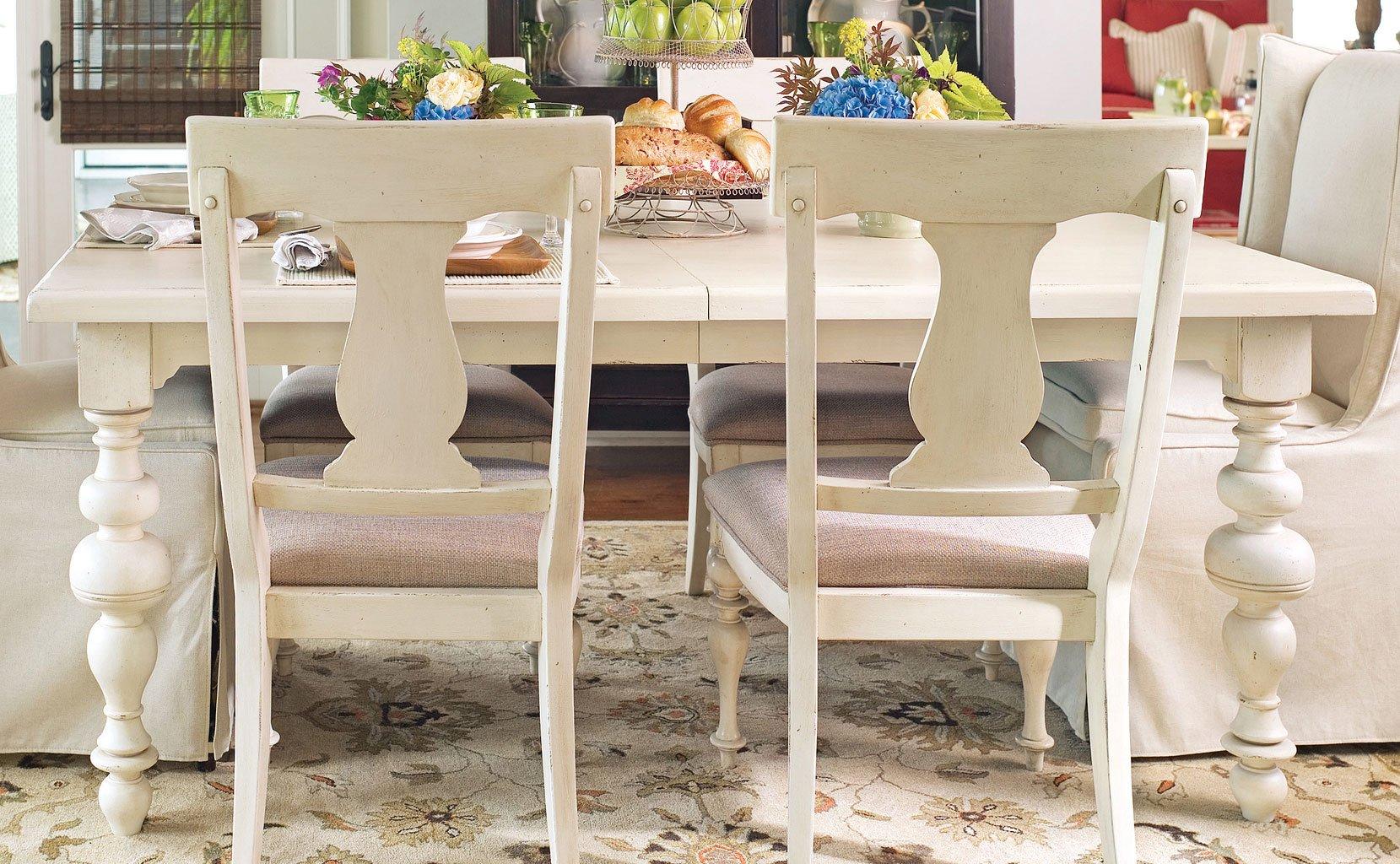 Paula Deen Home Paulas Dining Table (Linen)