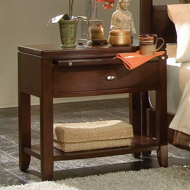 Tribecca Slat Panel Bedroom Set American Drew