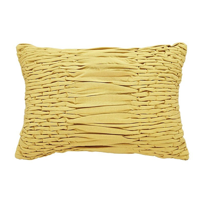 Nellie Pillow (Yellow) (Set of 4)