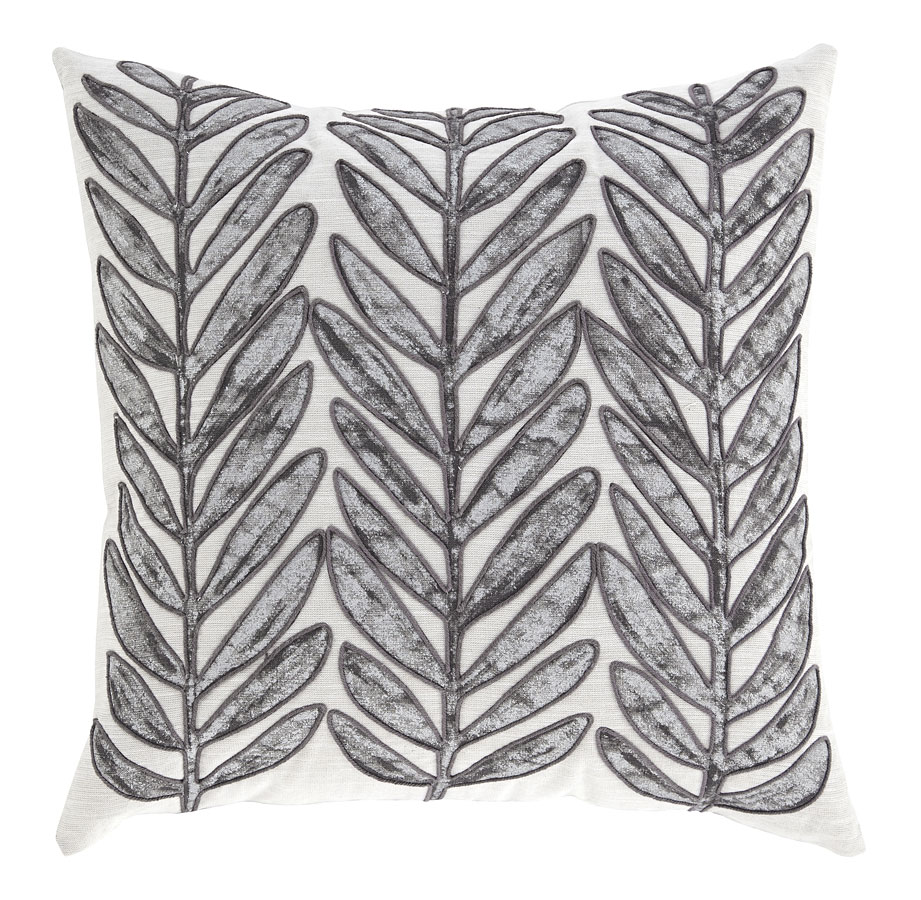 Masood Pillow (Natural/Taupe) (Set of 4)