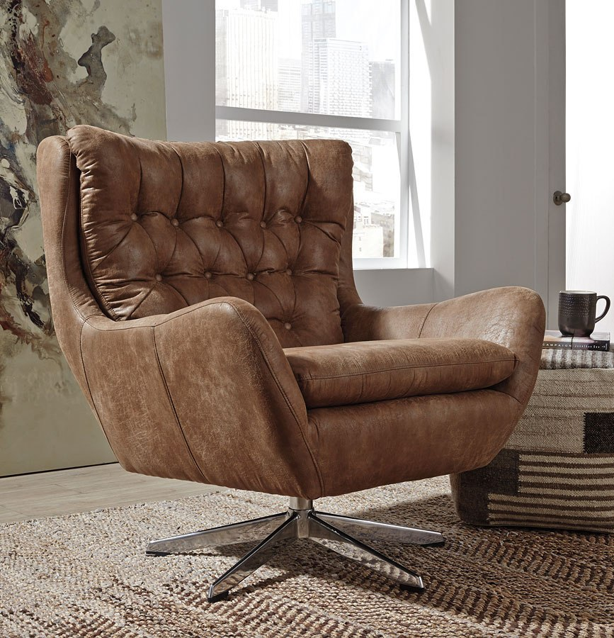 Velburg Accent Chair Signature Design Furniture Cart