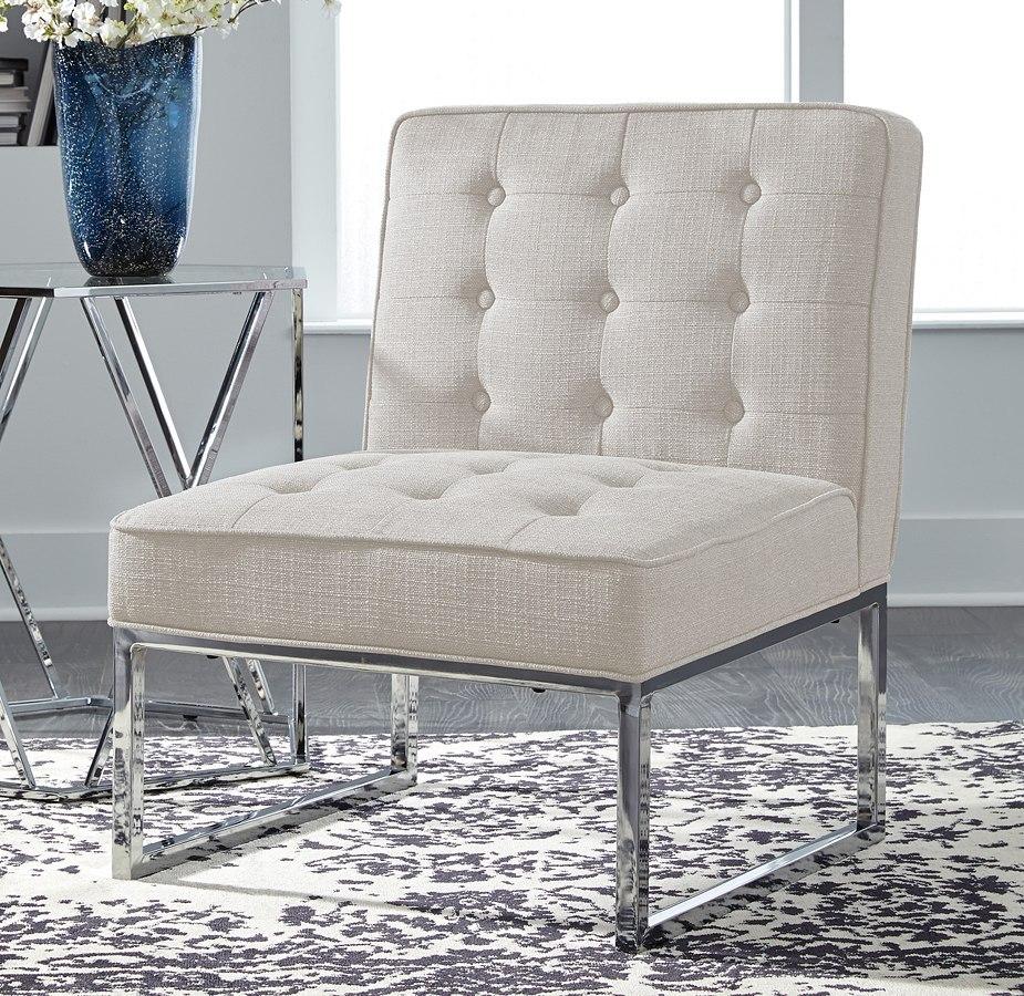Cimarosse Accent Chair Ivory Signature Design