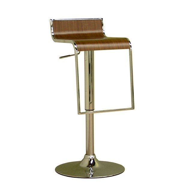 Dromio Bar Stool (Walnut)