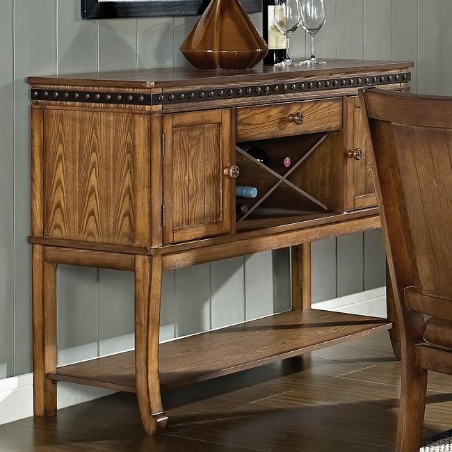 Ashbrook Sideboard By Steve Silver Furniture