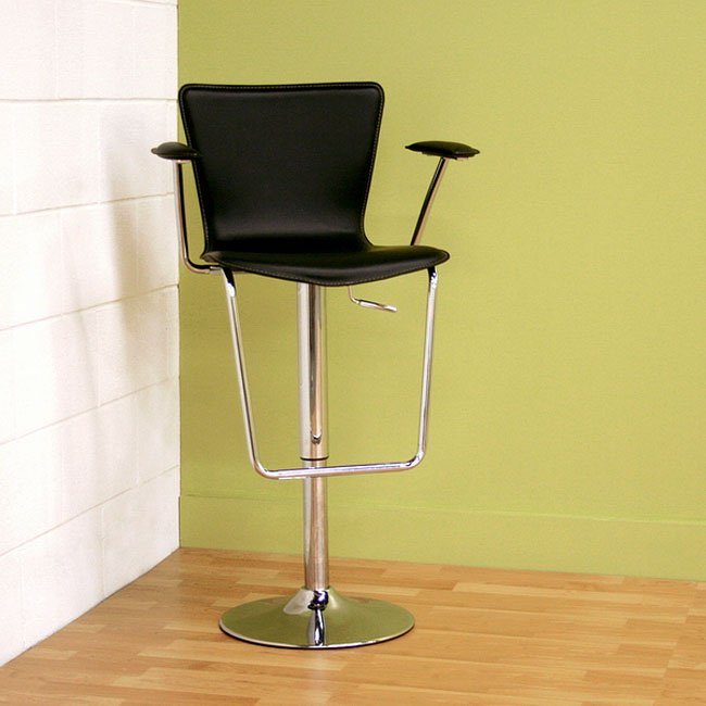 Jaques Bar Stool (Black)