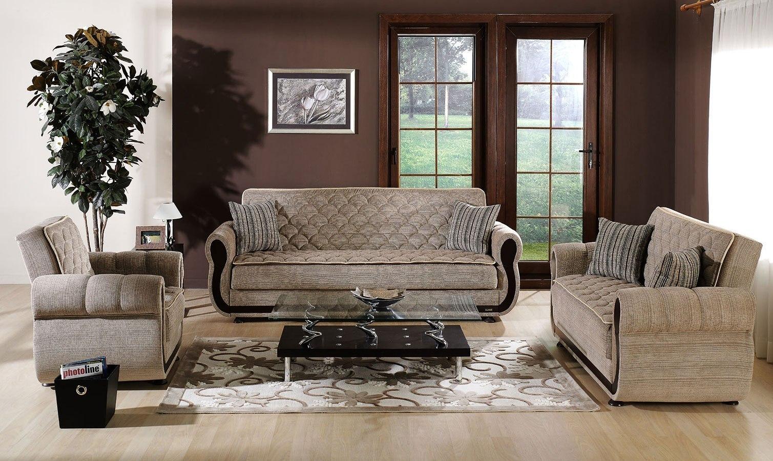 Argos Living Room Set Zilkade L Brown Istikbal Furniture