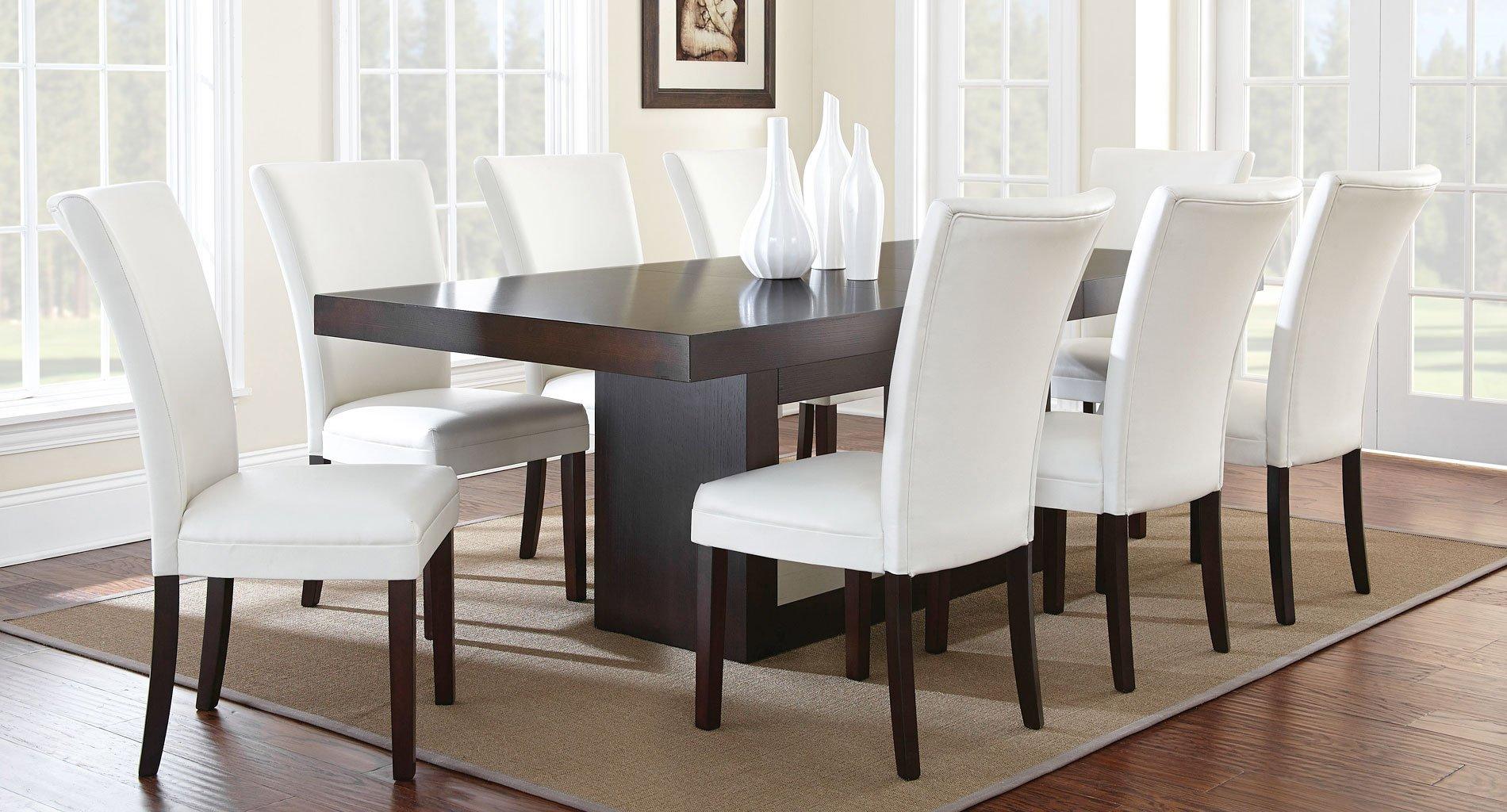 Antonio Dining Room Set W Berkley Chairs