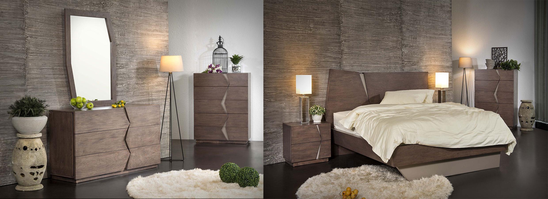 Athens Platform Bedroom Set