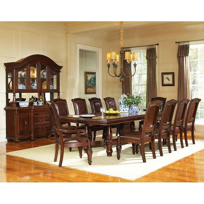 Elegant Dining Rooms: Antoinette Formal Dining Room Set Steve Silver Furniture