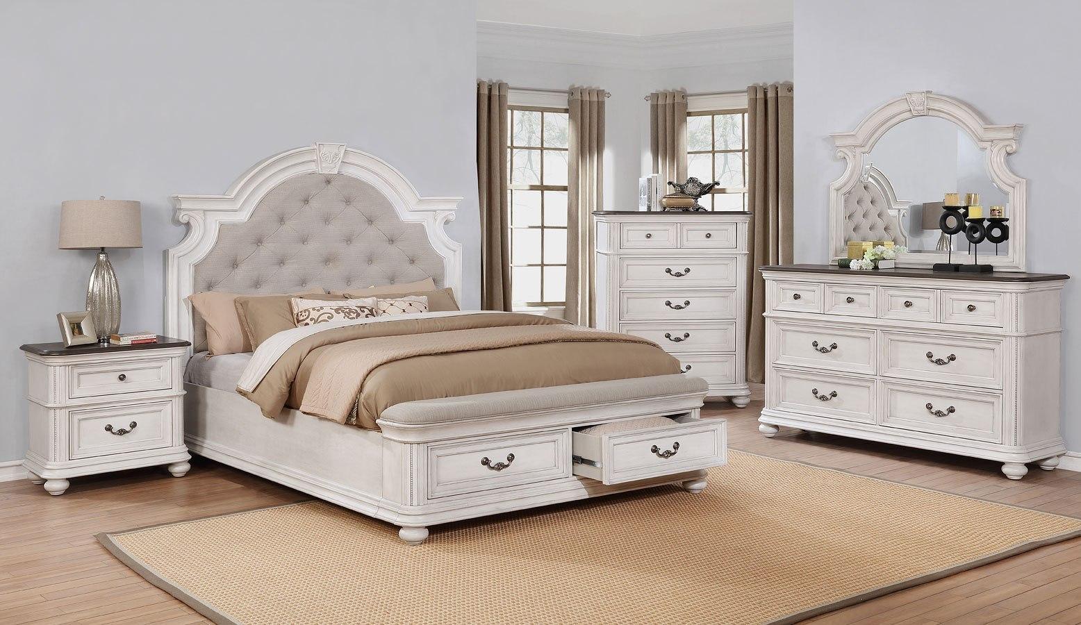 West Chester Storage Bedroom Set Avalon Furniture | Furniture Cart