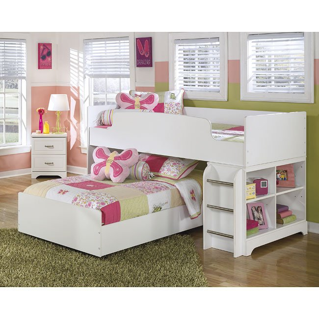 Lulu Loft Bedroom Set