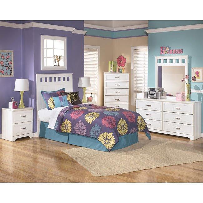 Lulu Headboard Bedroom Set