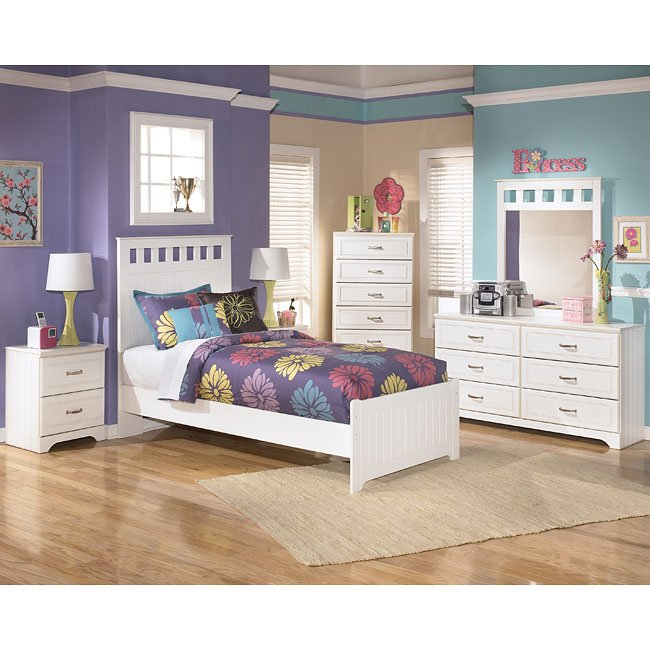 Lulu Panel Bedroom Set