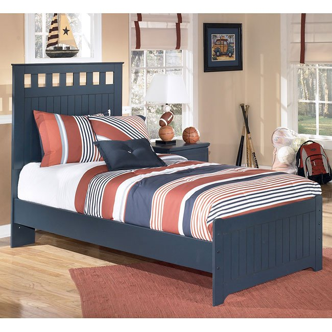 Leo Panel Bedroom Set Signature Design Furniture Cart