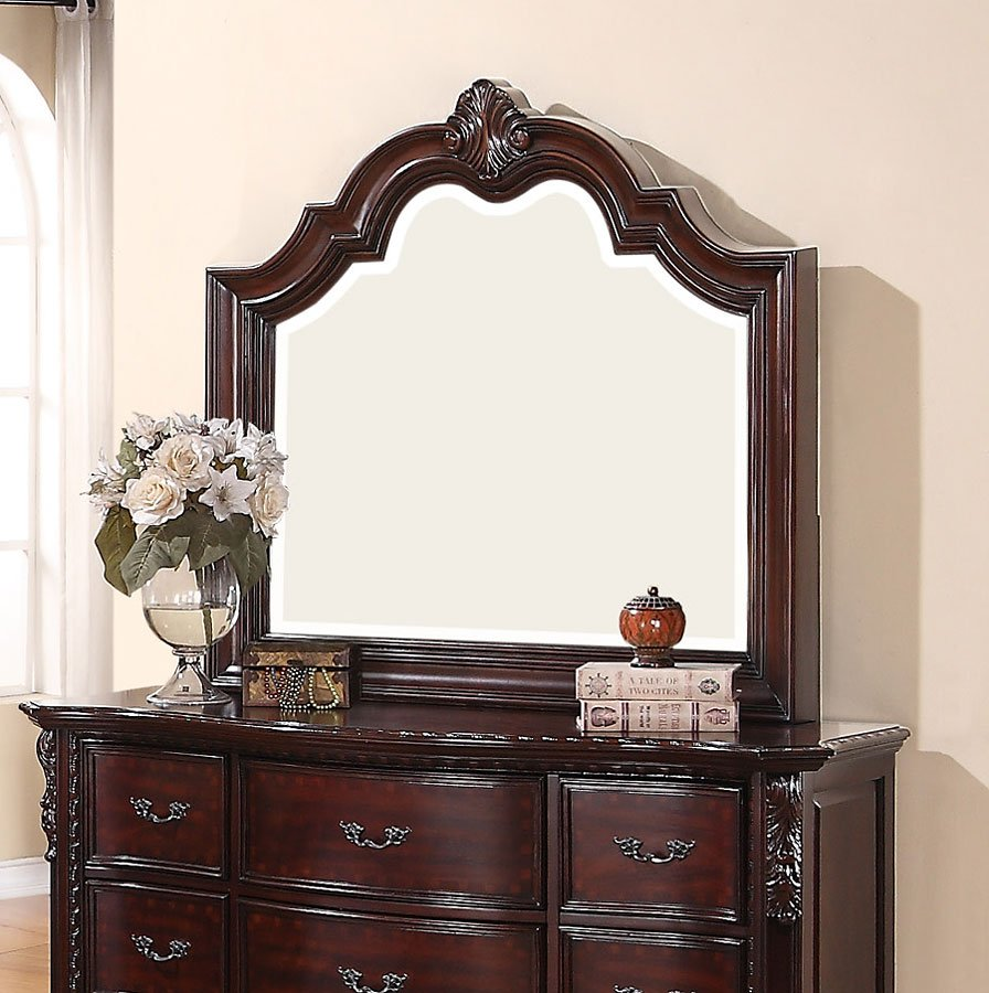 Ultimate Accents Sheffield Mirror 70x20x40  Item# 11560