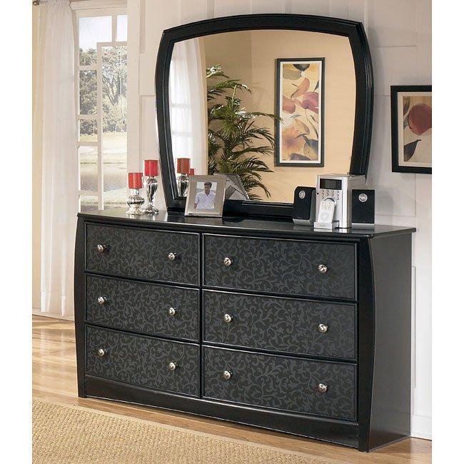 Enchanted Glade Bedroom Set W Trundle Signature Design