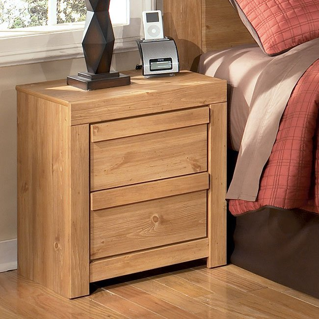 Lodge Style Bedroom Furniture: Dearing Lodge Bookcase Captains Bedroom Set Signature