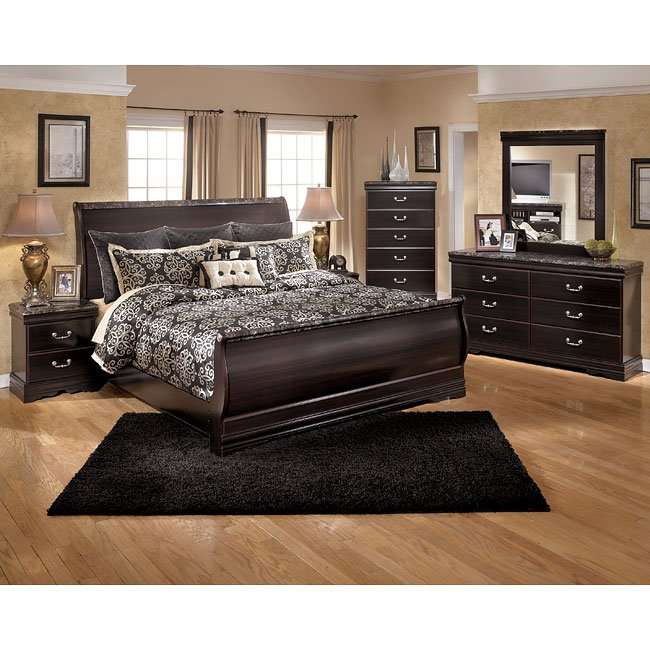 Esmarelda Sleigh Bedroom Set Signature Design 1 Reviews