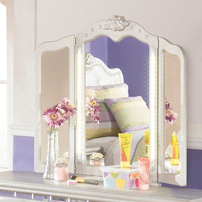 Zarollina Vanity Mirror