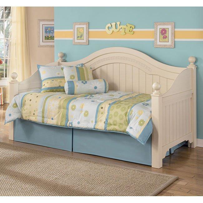 Cottage Retreat Day Bed Bedroom Set