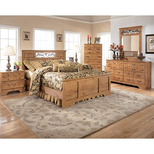 Bittersweet Panel Bedroom Set