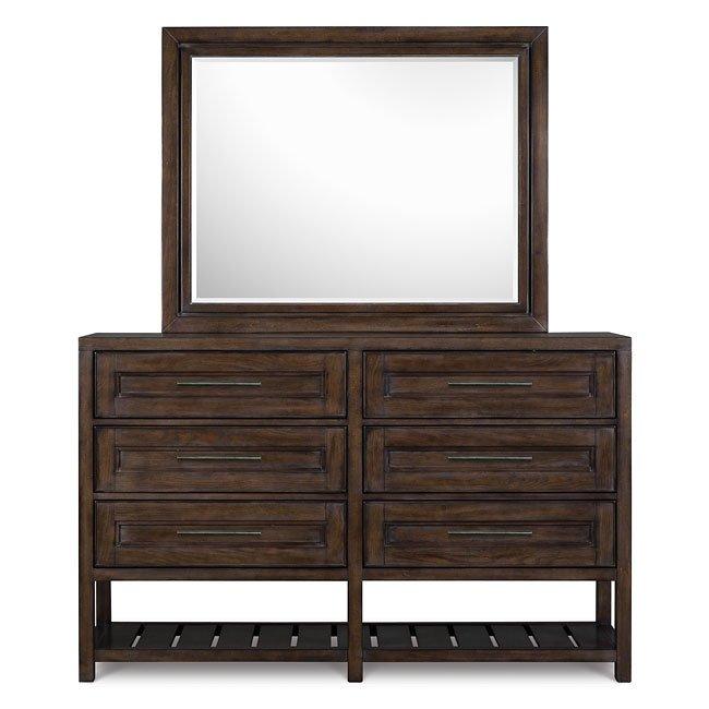 Eastlake Panel Bedroom Set
