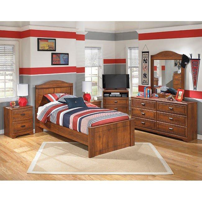 Barchan Panel Bedroom Set