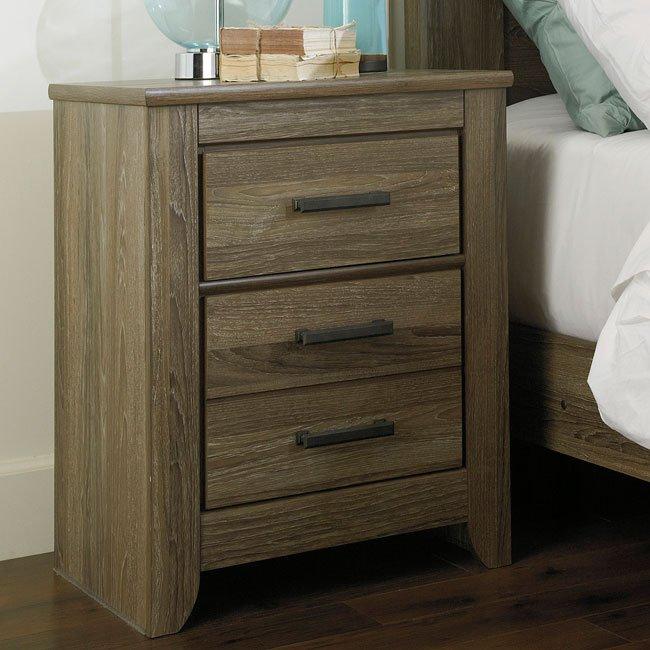 Zelen Panel Bed Headboard Only Signature Design