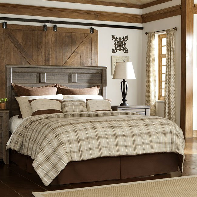 Juararo Bed (Headboard Only)