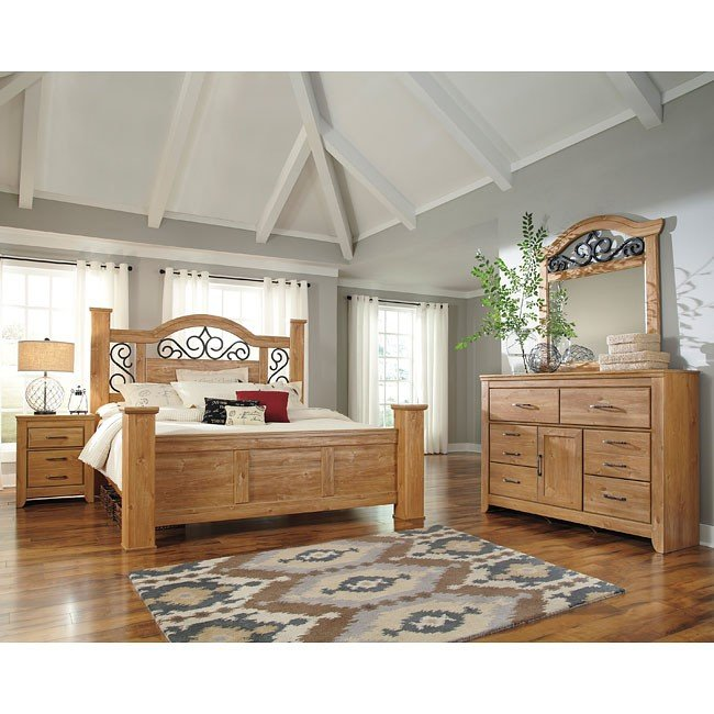 Drogan Poster Bedroom Set