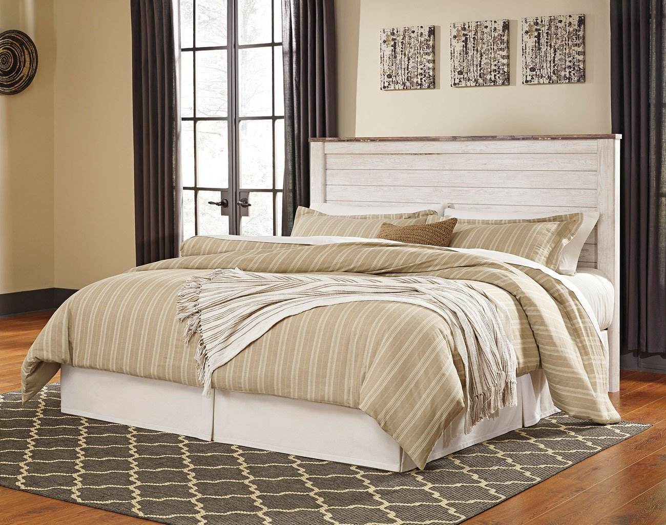 Willowton Bed Headboard Only Signature Design