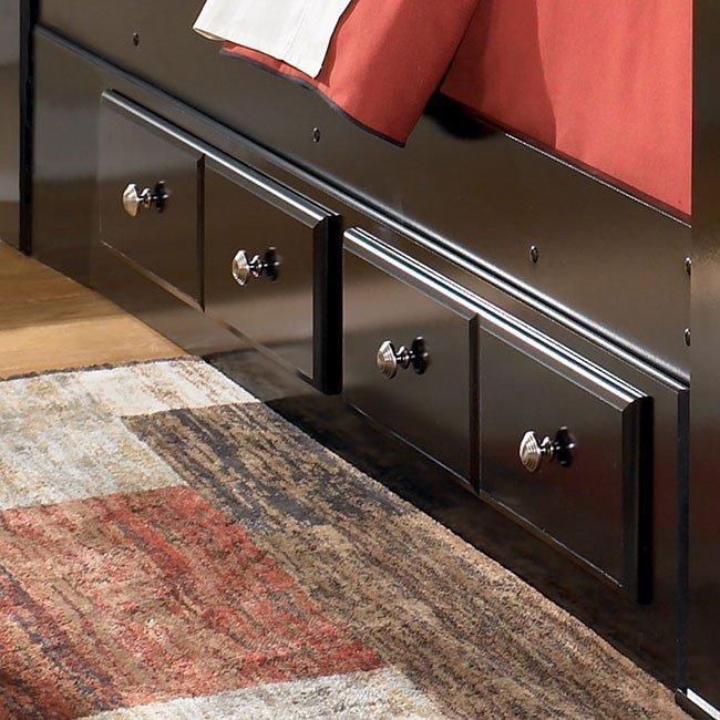 Shay Poster Bed Signature Design 1 Reviews Furniture Cart