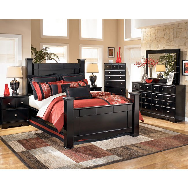 Shay Poster Bedroom Set Signature Design 4 Reviews