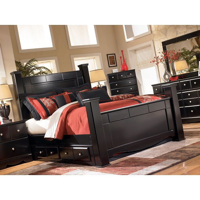 Shay Poster Bedroom Set Signature Design, 4 Reviews