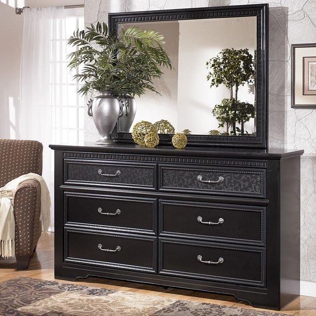 Cavallino Mansion Bedroom Set Signature Design | Furniture Cart