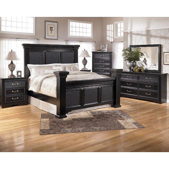 Gentil Cavallino Mansion Bedroom Set