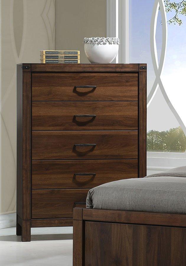 Belmont Panel Bedroom Set Crown Mark Furniture Furniture