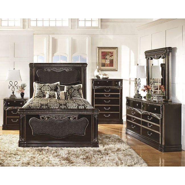 a17193e9501b60 Hopedale Mansion Bedroom Set Signature Design | Furniture Cart