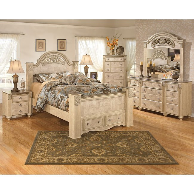 Saveaha Storage Bedroom Set