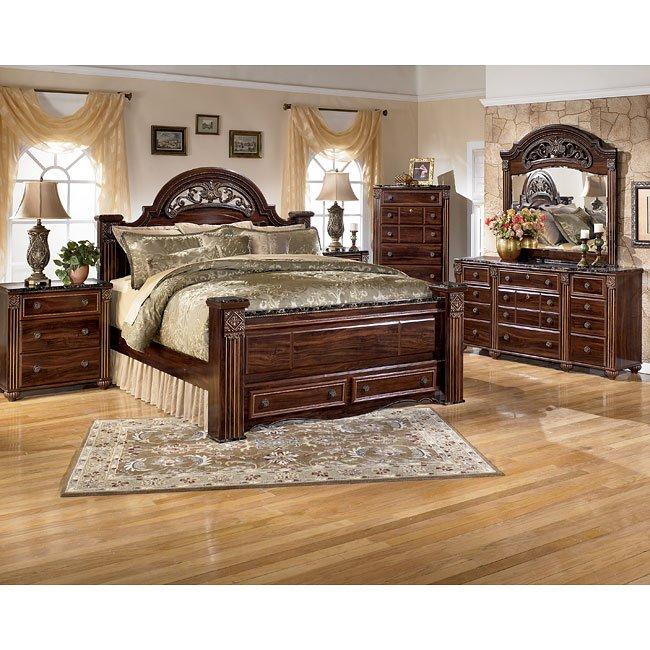 Gabriela Storage Bedroom Set