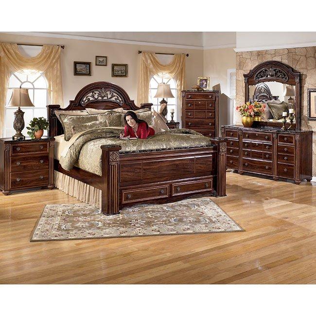 Gabriela Storage Bedroom Set Signature Design 1 Reviews