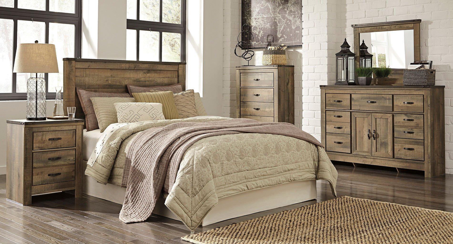 Trinell Headboard Bedroom Set Signature Design 2 Reviews