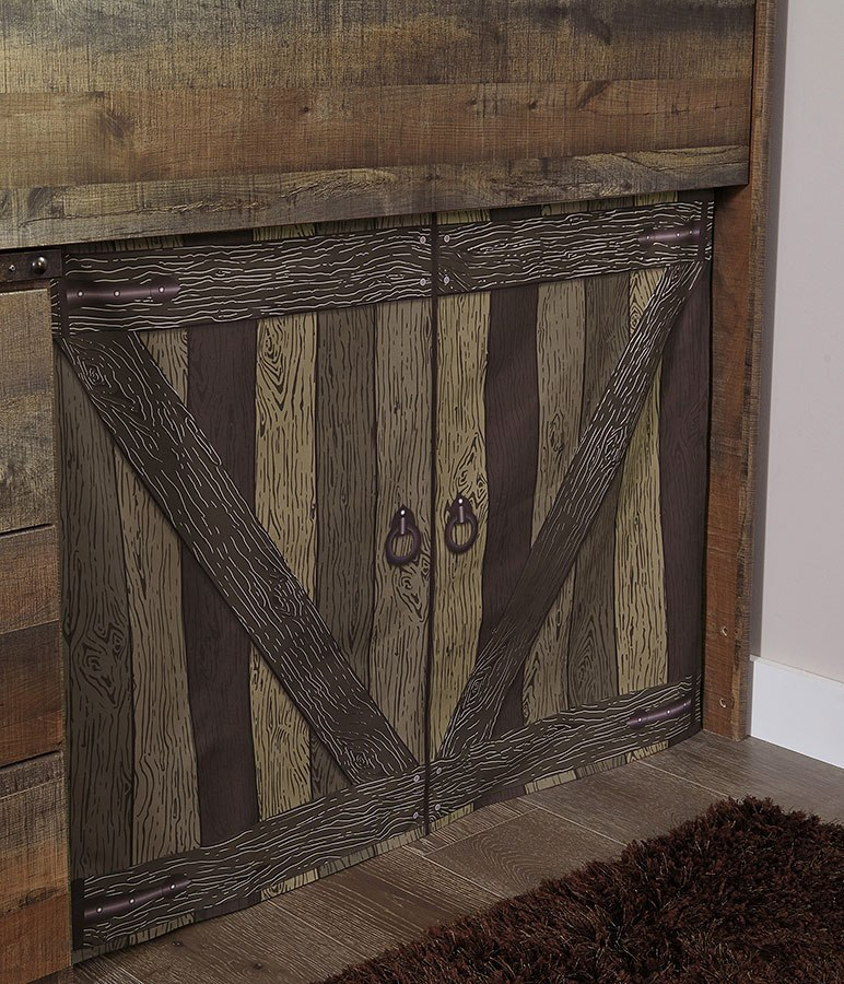 Trinell Twin Loft Bed W/ Left Storage Steps