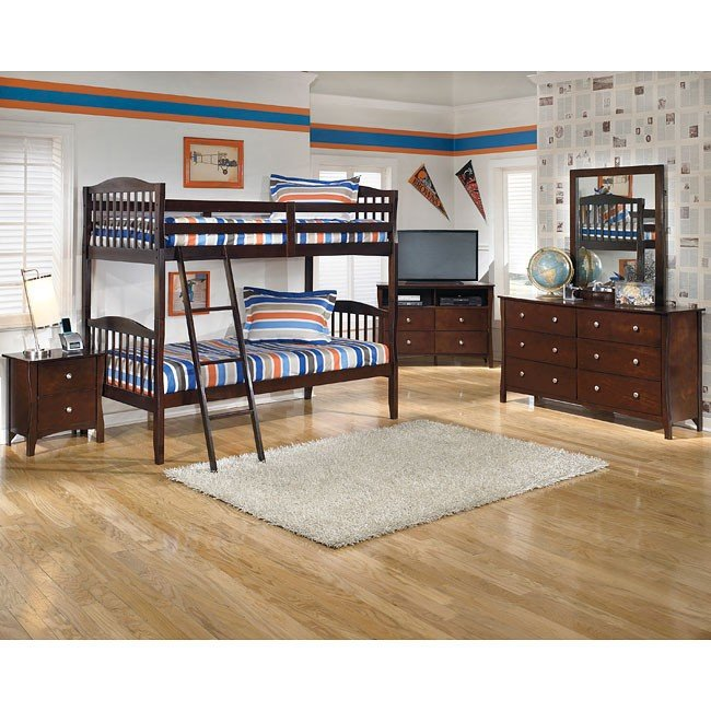 Rayville Bunk Bedroom Set