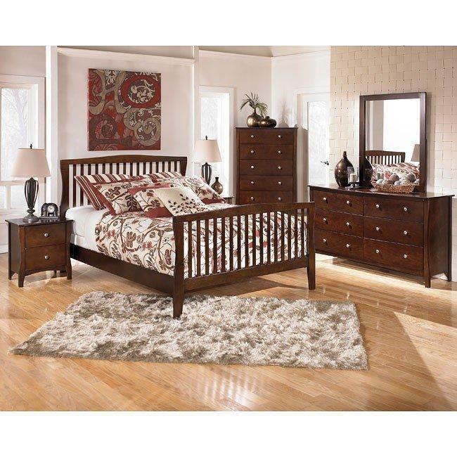 Rayville Panel Bedroom Set