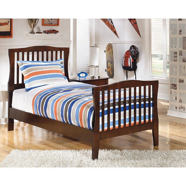 Rayville Youth Panel Bed