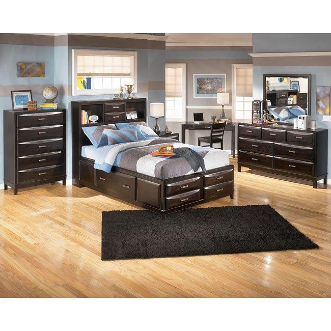 Kira Youth Storage Bedroom Set Signature Design