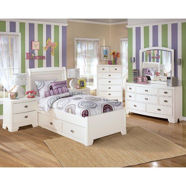 Alyn Storage Bedroom Set Signature Design